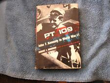 PT 109 John F. Kennedy World War II Donovan 1961 HC HB