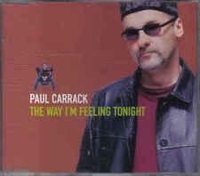 Paul Carrack-The way Im Feeling Tonight cd maxi single