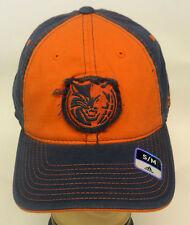 NBA Charlotte Bobcats Adidas Cap Hat Flex Fit Slouch Team Colors S/M & L/XL NEW!