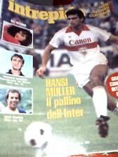 Intrepido 17 1980 Fortunato Torrisi Hansi Muller