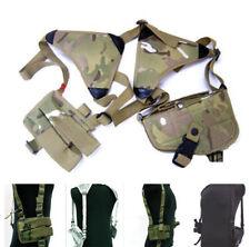 Generic Tactical Adjustable Armpit Shoulder Pistol Holster Pouch Multiple Color