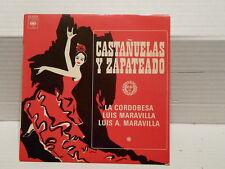 CASTANUELAS Y ZAPATEADO La cordobesa EP6215