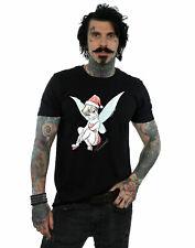 Disney Homme Tinkerbell Christmas Fairy T-Shirt