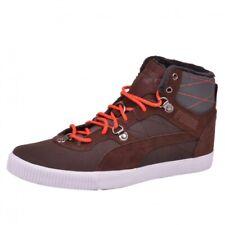 Puma Tipton Winter Turnschuh Sneaker High Tops chocolate-cherry tomato 355529 01