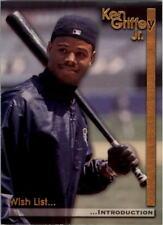 1995 Megacards Griffey Jr. Wish List Baseball Card Pick
