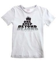 One Step Beyond Kids T-Shirt-Ska Oi Skinhead The Specials Madness mod Trojan