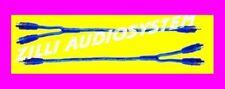 Audiodesign sdoppiatori di segnale cavo pre 1M2F dorati
