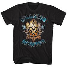 MONSTER HUNTER Capcom T-Shirt Adult Video Game MH 2004 Sizes SM - 5XL