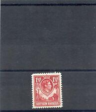 NORTHERN RHODESIA Sc 29 (SG 29)*VF LH $90