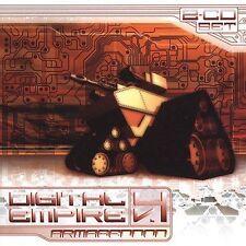 FREE US SHIP. on ANY 2+ CDs! ~LikeNew CD Various Artists: Digital Empire 4: Arma
