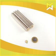 klebende Neodym Scheiben und Quadermagnete 3M N45 selbstklebende Magnete