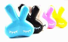 Kontaktlinsenbehälter Linsenbehälter Aufbewahrungsbehälter Behälter Hase Set NEU