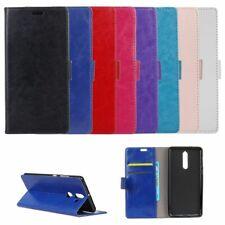 Flip Case Handy-Hülle BOOK #M47 zu NOKIA 8 / 8 SIROCCO - Tasche Schutz Cover