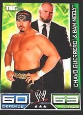 Slam ATTAX #154 Chavo Guerrero & Bam Neely