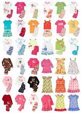 NWT Gymboree Pajama Sleep set Gymmies 6-12-18-24 mos 2 3 4 5 6 7 8 9 10 12 yrs