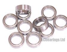 8x12x3.5mm 8x12x3.5 Bearings Bearing Metal Rubber Shielded CODE MR128zz MR128rs