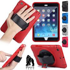 Genuine Gorilla Tech Survivor Rugged Slim 360 Case Cover Stand For Apple iPad