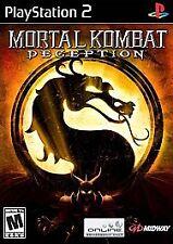 Mortal Kombat: Deception (Sony PlayStation 2, 2004)