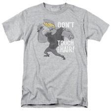 Johnny Bravo T-shirt  for Men Women or Kids Hair