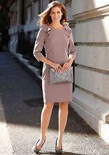 Etuikleid, Volant-Kleid My style. Altrose. NEU!!! KP 65,99 € SALE%%%