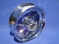 "Harley Davidson road winder v rod vrod vrsc 18"" chrome rear wheel rim  44668-04"