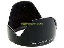 Canon ES-78b II paraluce originale per EF 28/135mm. f3,5-5,6 IS. ES78B x 28-135