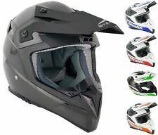 Stealth HD210 Carbono Kevlar GP réplica Motocross Mx Atv Enduro casco de carretera