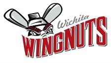 Wichita Wingnuts 2008-2018 Minor Baseball Team Mens Polo XS-6XL, LT-4XLT New