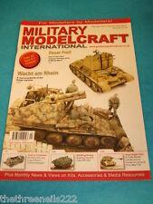 MILITARY MODELCRAFT INT - SINAI SUPER GUN - FEB 2010 VOL 14 # 4