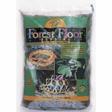 Zoo Med Forest Floor Bedding Natural Terrarium Mulch Soil