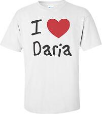 I Love Daria T-shirt