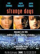 STRANGE DAYS DVD LIKE NEW NEVER VIEWED RALPH FIENNES ANGELA BASSETT J. LEWIS