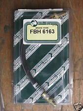 NEW FLEXABLE REAR BRAKE HOSE - FITS: FORD GRANADA MK2 (1981-85)