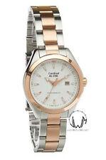 Cardinal® Ladies'  Watch-Two Tone All Steel Bracelet