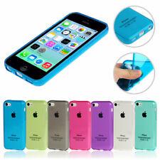 Apple iPhone 5C TPU Silikon Handy Hülle Case Bumper Schutz Handy Tasche