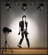décoration murale Michael Jackson Autocollant Mural