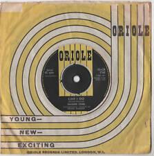 "Maureen Evans - Like I Do 7"" Single 1962"