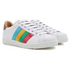 DSQUARED² SANTA MONICA €388 Men UOMO Shoes Herrenschuhe Scarpe sneakers 100%AUT