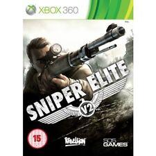 SNIPER Elite V2 Nuovo e Sigillato Microsoft XBOX 360, 2012 Sniper Elite 2 II