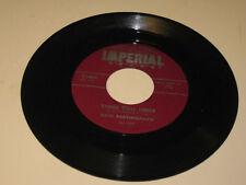 R&B 45RPM RECORD-DAVE BARTHOLOMEW-IMPERIAL 5408