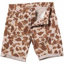 Carhartt Swell Bermuda Shorts - Camo Terra