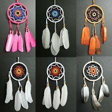 Dream catcher girls boys kids dreamcatcher star bead lovely feather traditional