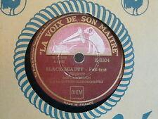 DUKE ELLINGTON Black beauty K 8304 78 tours