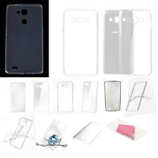 Ultra Slim Clear Crystal TPU Soft Back for Huawei Ascend P7 L1B6