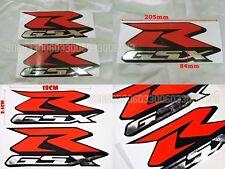 Motorcycle Fairing Sticker Decal for Suzuki Hayabusa GSXR 600 750 1000 89-17 #33