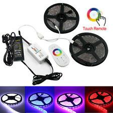 10M LED Strip 5050 RGBW RGBWW Flexbile Tape Lighting + RF Remote Control + Power