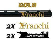 Franchi Vinyl Decal Sticker For Shotgun / Barrel / Gun Safe / Car / FR1