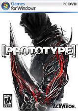 PROTOTYPE for PC XP/VISTA SEALED NEW (PC, 2009)