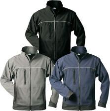 schwarze blaue graue Softshell Jacke Softshelljacke Herren elysee Funktionsjacke