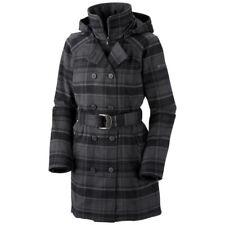 """New Womens Columbia """"Zenith Vista II"""" Trench Omni-Heat Heavy Winter Jacket Coat"""